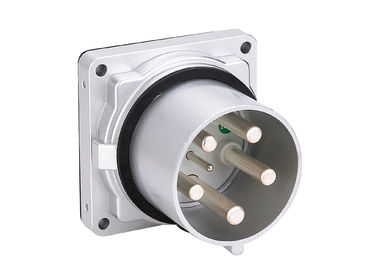 China DIN VDE 0623 Industrial Wall Socket , Weather Protected Heavy Duty Plug Sockets supplier