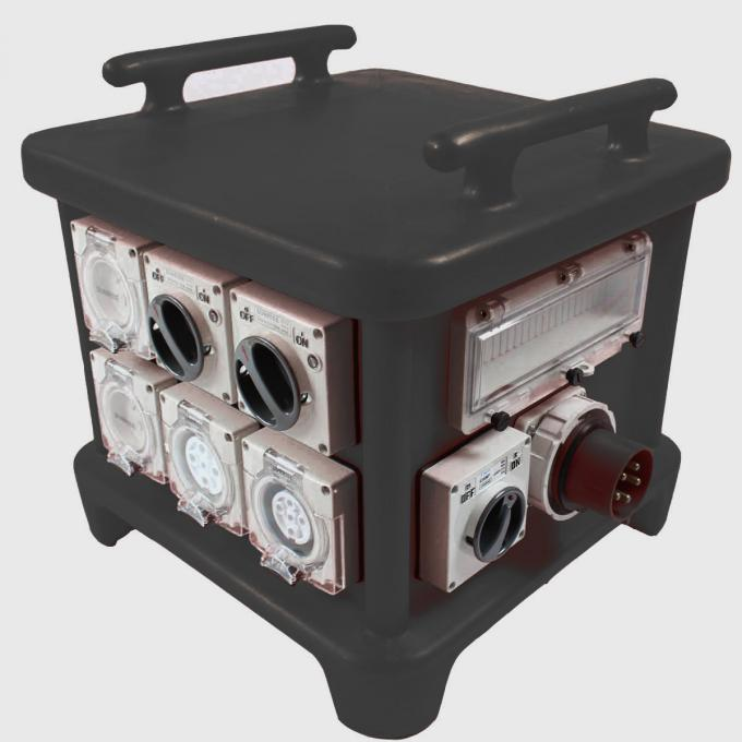 SAA 48 Ways Electrical Distribution Box Available Customized Design